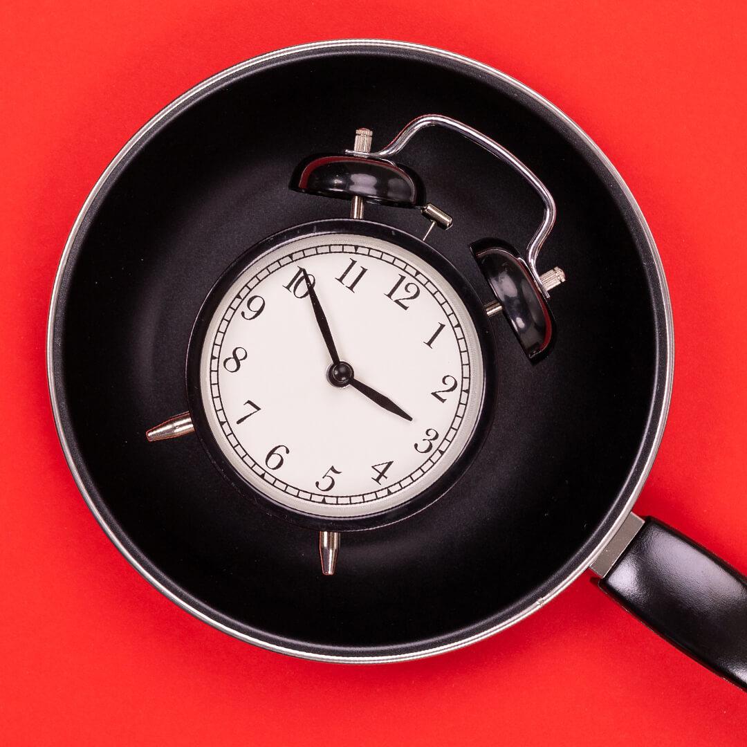 ¿Cómo ahorrar más tiempo en la cocina?